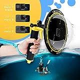 TELESIN Gopro Dome Port GoPro Camera Accessories - Underwater 6