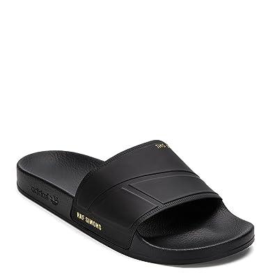 Amazoncom Adidas X Raf Simons Mens Bunny Adilette Slide Slipper