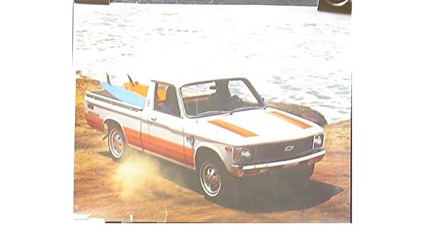 Amazon 1977 1978 1979 1980 Chevrolet Luv Pickup Poster