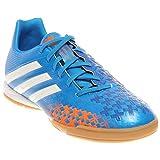 Adidas Predator Absolado Lz In Soccer Shoes - Blue/white/orange (men) - 8.5 | amazon.com