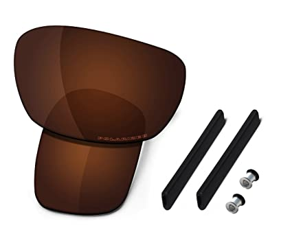 a8c199f1d9 Saucer Premium Replacement Lenses   Rubber Kits for Oakley Jawbone Racing  Jacket Sunglasses High Defense -
