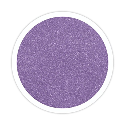 Sandsational Wisteria Unity Sand~1.5 lbs (22 oz), Purple Colored Sand for Weddings, Vase Filler, Home Décor, Craft Sand