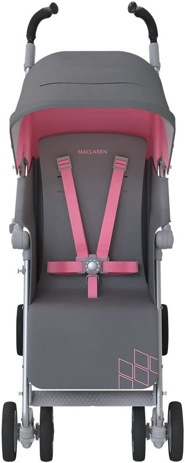 Maclaren Techno XT - Silla de paseo, color Charcoal/Primrose ...