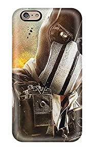 First-class Case Cover For Iphone 6 Dual Protection Cover Army Of Two The Devil's Cartel by icecream design