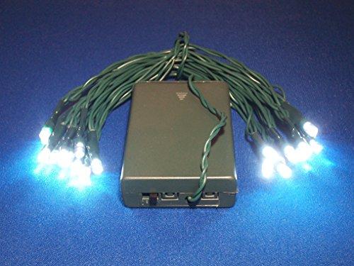 LED CAMPING LIGHTS - Battery Power LED Tent Lights - Bright White LEDS