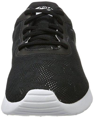 Nike Vrouwen Tanjun Eng Sneaker Zwart Zwart Wit Racer Roze
