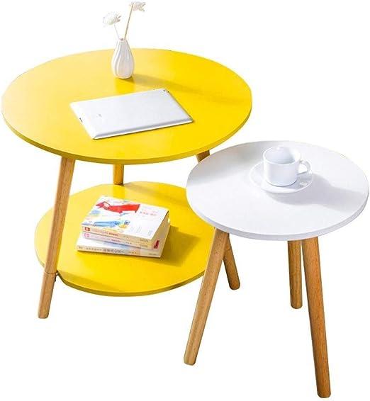 Mesa de Centro Café Auxiliar Las tablas de madera maciza de café ...