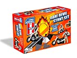 Evel Knievel Deluxe Dare Devil Cycle Stunt Set