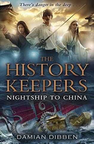 book cover of Night Ship To China