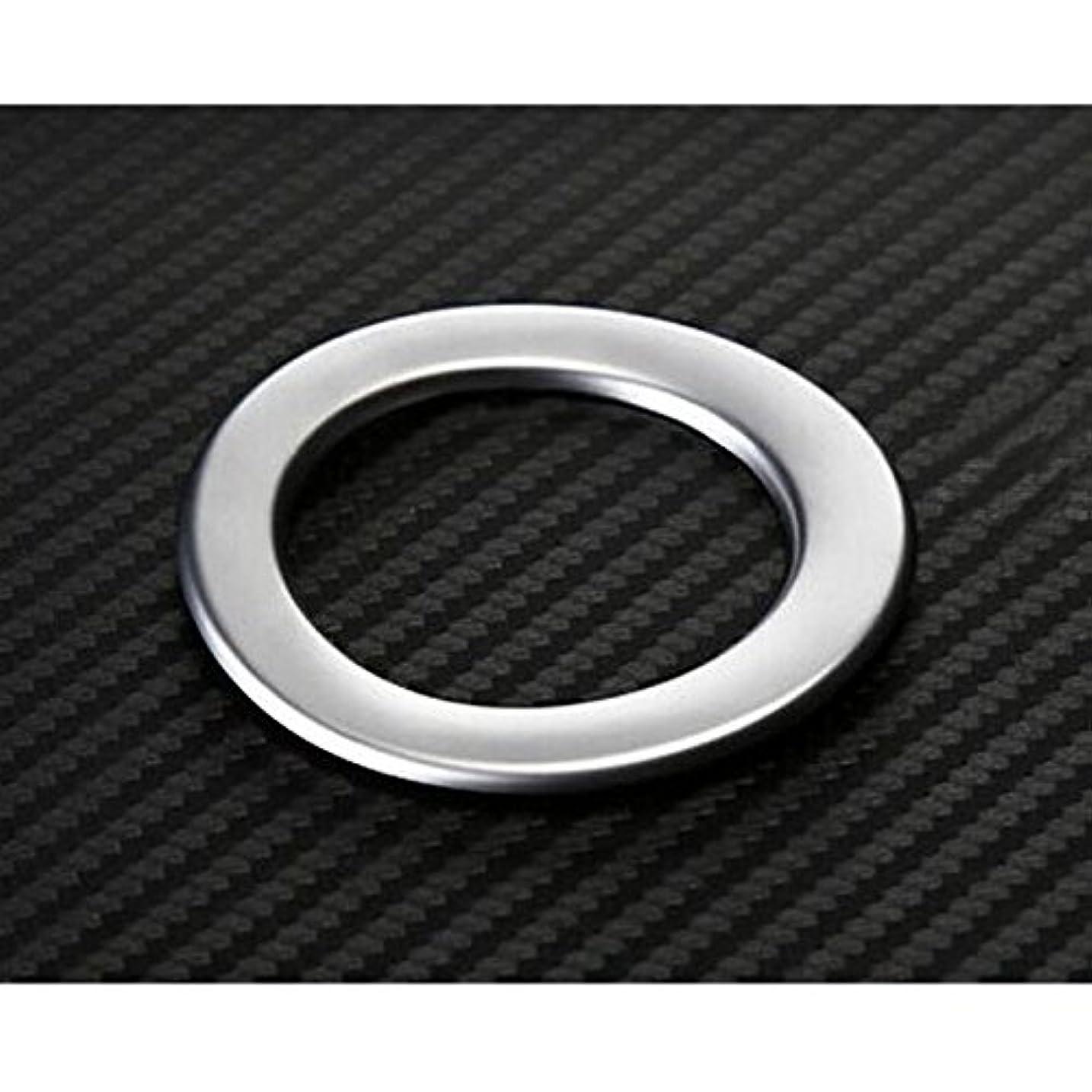 小数モールス信号委託Jicorzo - Decorative Ignition Engine Start Stop Button Cover Sticker Trim Ring Car Styling Fit For Ford Explorer 2016