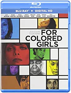 For Colored Girls (Blu-ray + Digital Copy)
