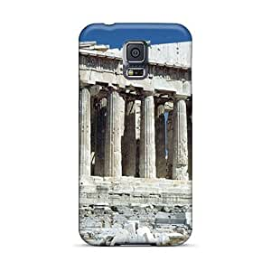 Galaxy Case - Tpu Case Protective For Galaxy S5- Architecture (1)
