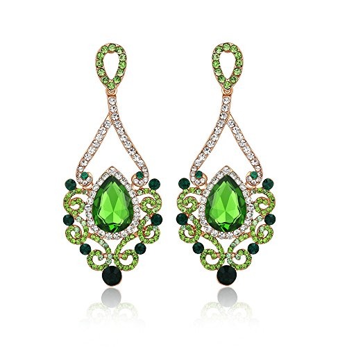 Green Gold Filigree - 3