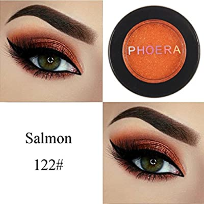 Eyeshadow Big Promotion!ZYooh Pro Makeup Shimmering Color Eyeshadow Metallic Eye Cosmetic