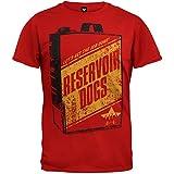 Reservoir Dogs - Mens Gas Can T-shirt Medium Red
