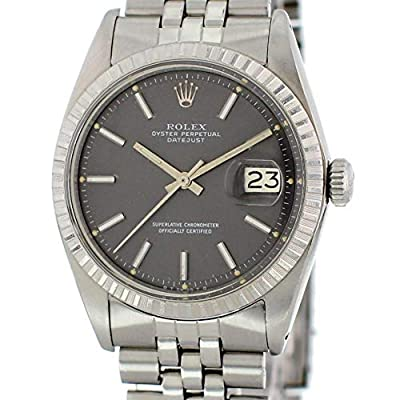 Rolex Datejust Automatic-self-Wind Male Watch 1603 (Certified Pre-Owned) from Rolex