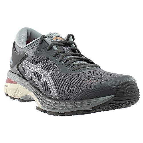ASICS Gel-Kayano 25 Women's Running Shoe, Carbon/Mid Grey, 9.5 2A US