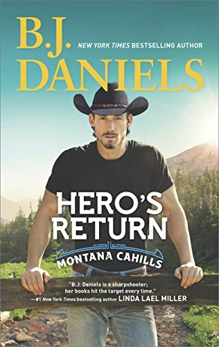 Hero's Return (The Montana Cahills)