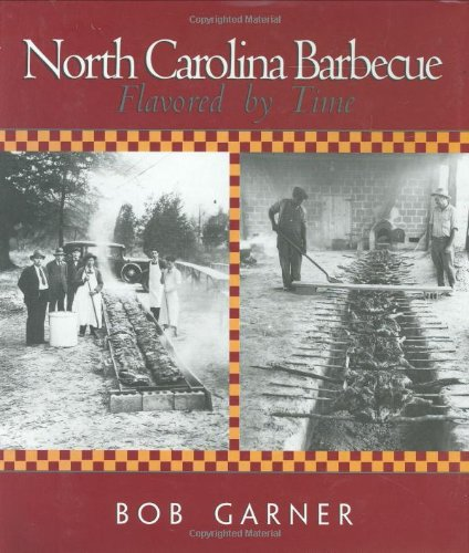 North Carolina Barbecue: Flavored by - Flavored Bar