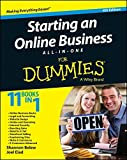 img - for Starting an Online Business All-in-One For Dummies (For Dummies (Business & Personal Finance)) by Shannon Belew (2-Sep-2014) Paperback book / textbook / text book