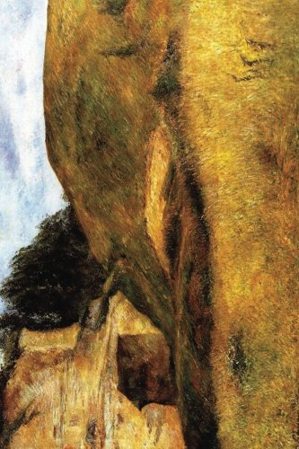 """Download """"Quarry Hole in the Cliff"""" by Paul Gauguin - 1882: Journal (Blank / Lined) (Art of Life Journals) PDF"""