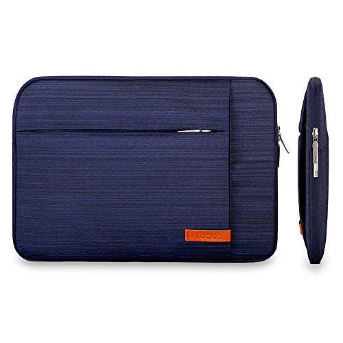 Lacdo 15.6 Sleeve for Toshiba Inspiron, Notebook Repellent, Blue