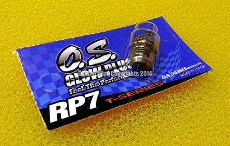 alicenter (TM) (8pc) O.S OS motores RP7 fría Bujía de Incandescencia para