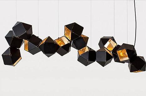 Hetao lampadario creativo di personalità illuminazione ufficio