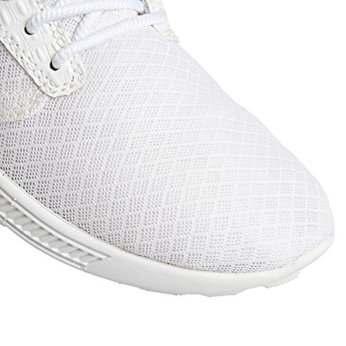 Shoes Hammer WHITE Skate Black Womens Run Supra WHITE White 7qHZ5