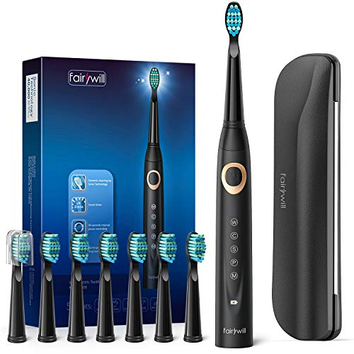 Sonic Electric Toothbrush Rechargeable