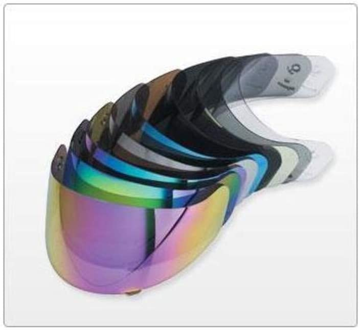 Clear, One Size HJC Helmets HJ-07 Unisex-Adult Replacement Helmet Anti-Scratch Face Shield