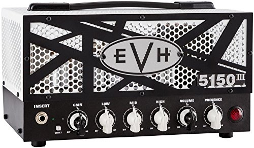 Amplifier Iii Head Bass (EVH 5150 III LBXII 15W Tube Head Black)