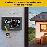 Newentor Weather Station Wireless Digital Indoor