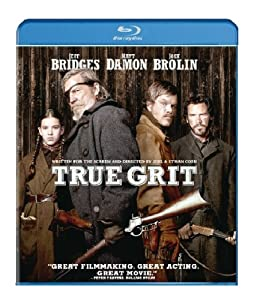 Cover Image for 'True Grit (Blu-ray/DVD Combo + Digital Copy)'