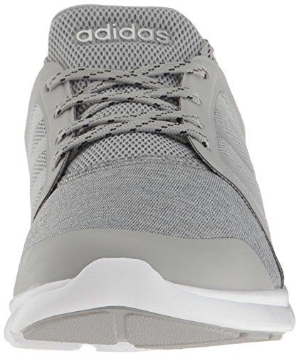 Adidas Neo Donna Cloudfoam Xpression W Scarpa Da Corsa Trasparente Onice / Argento Opaco / Bianco