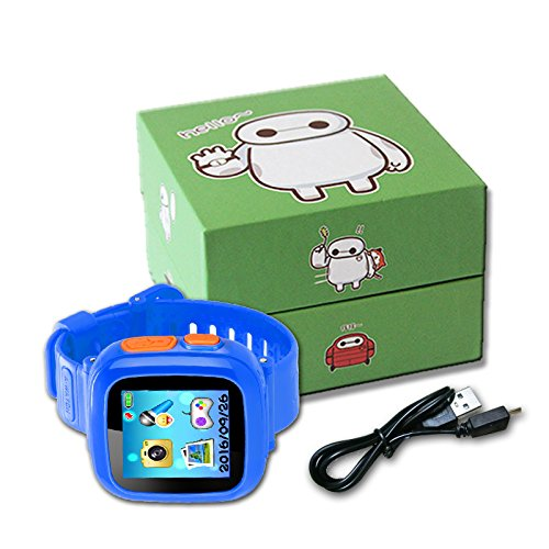 YNCTE Smart Watch for Kids with Digital Camera Games Touch Screen, Cool Toys Watch Gifts for Girls Boys Children by YNCTE (Image #7)
