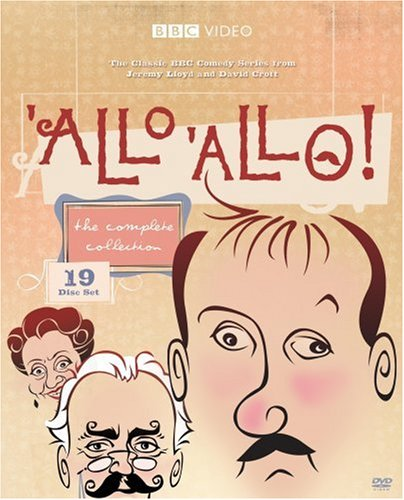 'Allo 'Allo! The Complete Collection by Warner Manufacturing