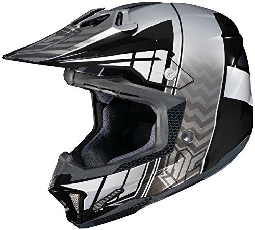 HJC Cl-x7 Cross Up Mc-5 Size:XSM Motorcycle -