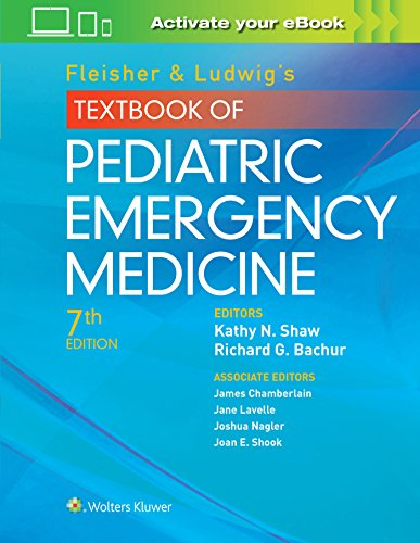 Fleisher & Ludwig's Textbook of Pediatric Emergency Medicine - http://medicalbooks.filipinodoctors.org