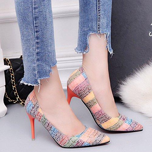 five scarpe alto Donyyyy Tacco Thirty tacco UqgpfTxwZ
