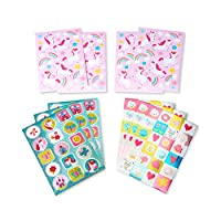 American Greetings 5751060 Unicorns & Rainbows Variety Stickers