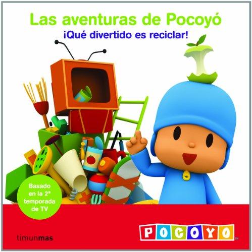Las aventuras de Pocoyó. Qué divertido es reciclar (Spanish Edition)