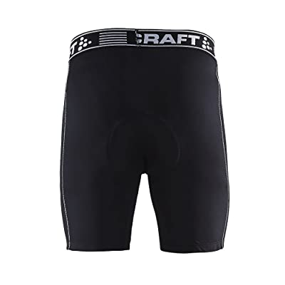 Amazon.com : Craft Sportswear Men's Greatness Bike & Cycling Athletic Underwear, Black, Small : Clothing