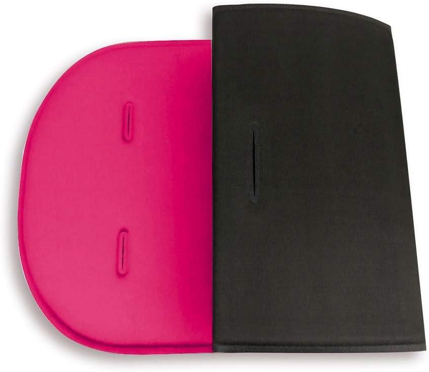 Tapis de coussin de poussette pour b/éb/é avec coussin de b/éb/é poussettes Tapis de si/ège dauto Tapis de b/éb/é universel Pink