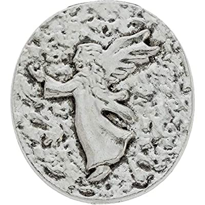Sterling Gifts Guardian Angel Protect Us Pocket Coin Stone Metal(Pkg of 4): Toys & Games