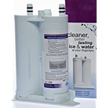 Frigidaire WF2CB / FC100 / NGFC 2000 PureSource 2 Refrigerator Ice & Water Filter, EWF2CBPA, Kenmore: 46-9911 Compatible Replacement Filtration System 1 Pack