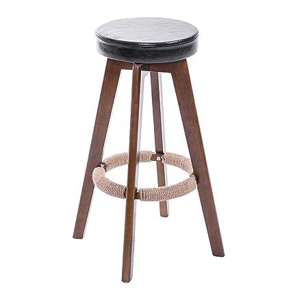 Stupendous Amazon Com Barstools Chair Hemp Rope Footrest Pu Sponge Ibusinesslaw Wood Chair Design Ideas Ibusinesslaworg