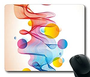 Elegant Color Art Masterpiece Limited Design Oblong Mouse Pad by Cases & Mousepads