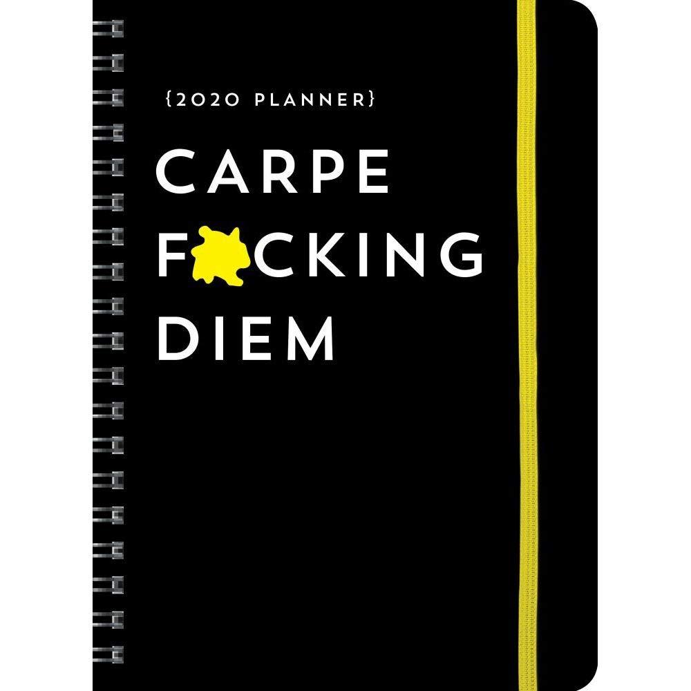 2020 Carpe F*cking Diem Planner
