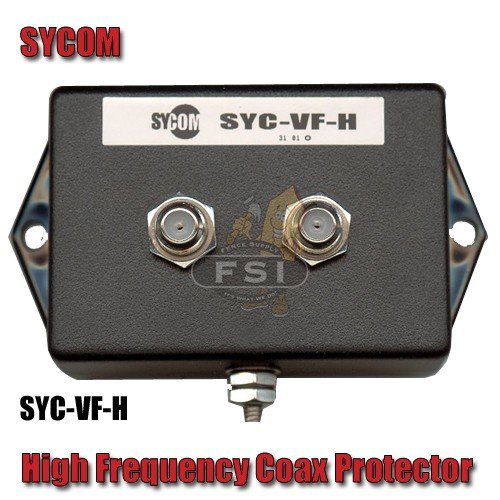 Sycom SYC-VF-H High Frequency Coax Surge Protection